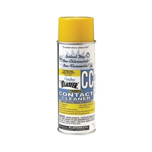 B'laster (16-CC) Contact Cleaner - 11 oz. by B'laster