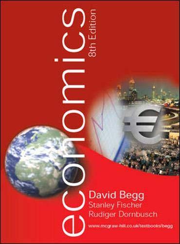 Economics Begg 9780077107758 Amazon Com Books