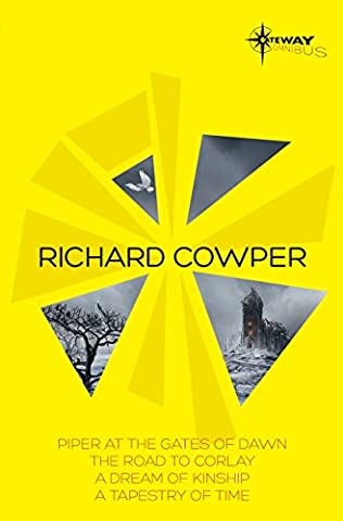 book cover of Richard Cowper SF Gateway Omnibus