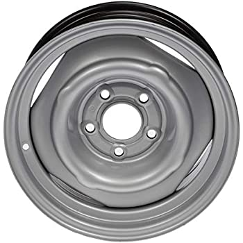 Dorman 939-198 Steel Wheel for Select Ford Models Gray 16x7//8x165.1mm
