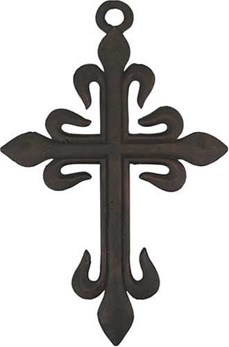 Knights Edge Medieval Garden Iron Cross