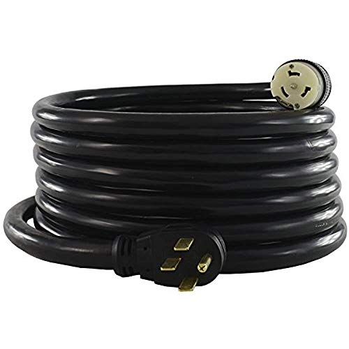 - 15' Foot Generator Power Cord 50 Amp 14-50P to CS-6364 Locking Connector