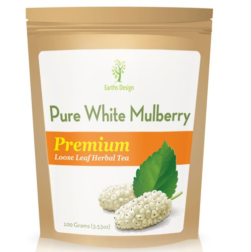 What is white mulberry tea good for