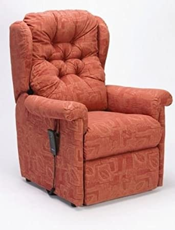 Amazon.com: Winged Seattle Dual Motor Riser silla reclinable ...