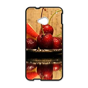 FRUIT CHA2069357 Phone Back Case Customized Art Print Design Hard Shell Protection HTC One M7