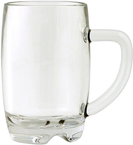 Polycarbonate Beer Mug (Strahl Vivaldi 15-Ounce Beer Mug, Set of 4)