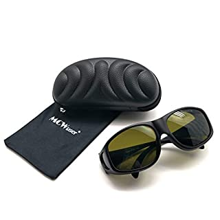 IPL Laser Safety Glasses – Eye Protection Laser Goggles 190nm-2000nm for Hair, Tattoo Removal, Picosecond Laser and UV…
