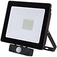 Perel leda6005nw de BP LED–Foco de exterior, 50W