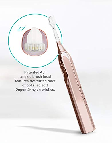 Supersmile Zina45 Deluxe Sonic Pulse Electric Toothbrush