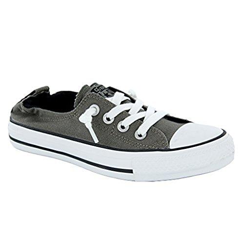Converse Women's Chuck Taylor Shoreline Slip Casual Shoe, Charcoal- 5.5 B(M) US