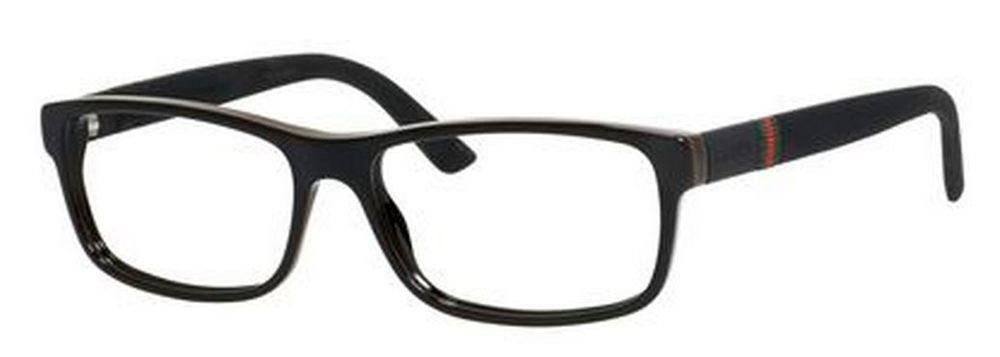 8a35677a46ca8 Gucci Gucci 1066 04UP Black Red Green Eyeglasses  Amazon.ca  Health    Personal Care