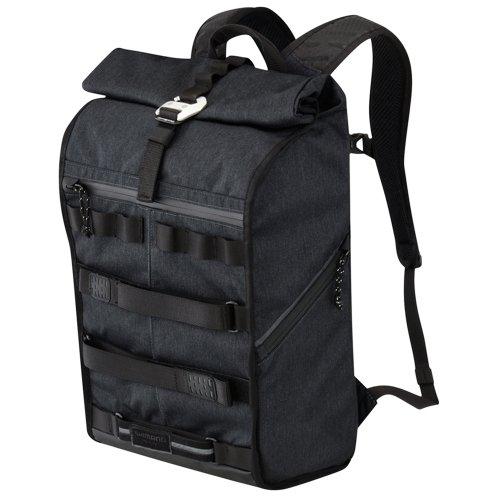 SHIMANO Tokyo Backpack 17 L schwarz 2019 Rucksack