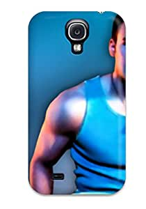 New Style 6101767K27321282 New Arrival Chris Evans For Galaxy S4 Case Cover