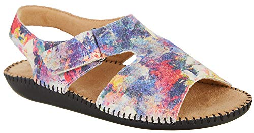 Naturalizer Womens Scout II Sandals 7.5 Floral
