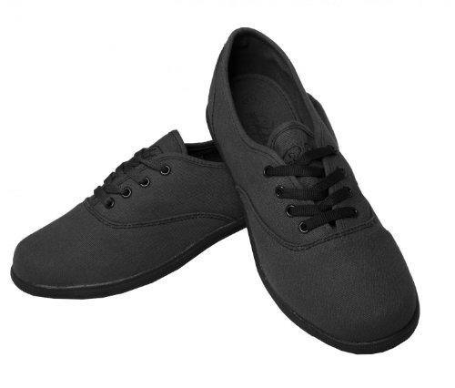URBAN CLASSICS Damen Herren Basic Canvas Shoes TB301 Navy/White/White