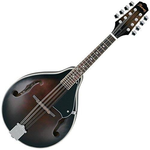Ibanez M510DVS Mandolin, Dark Violin Sunburst (Ibanez Sunburst Violin)