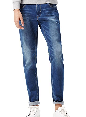 meters-bonwe-mens-basic-pocket-skinny-fit-wash-denim-pants