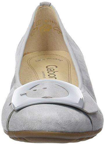 Grey 40 Light Donna Comfort Gabor Grigio Ballerine ZgnOvfqa