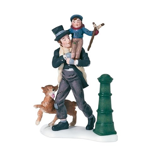- Department 56 Dickens A Christmas Carol Bob Cratchit And Tiny Tim Accessory Figurine