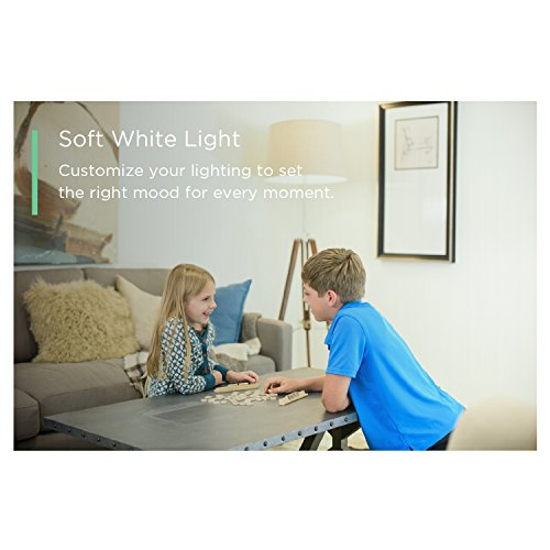 Sengled Element BR30 Smart Bulb Starter Kit (8 Bulbs + Hub) - 60W Equivalent Soft White (2700K) Smart Flood Light Bulbs (Compatible with Amazon Alexa, Google Assistant, Samsung SmartThings and Wink) by Sengled (Image #5)