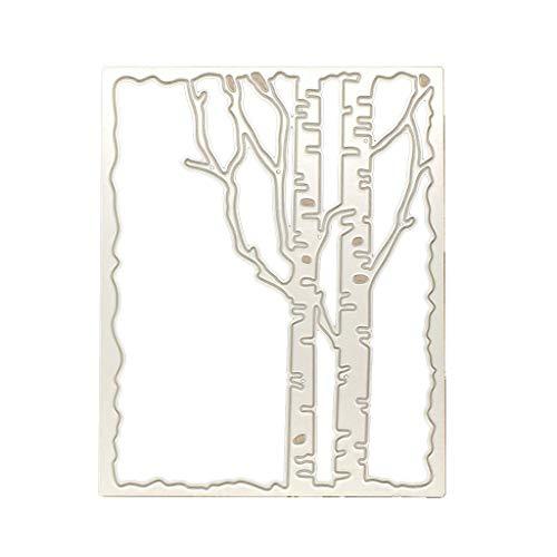 Cutting Dies,IHGTZS 2019 Metal Die-Cut Stencils For DIY Scrapbooking Photo Album Paper Card Gift DIY Scrapbooking Photo Album Paper Card Gift Metal Die-Cut Stencils -