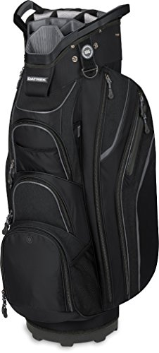 Datrek Golf SGO Cart Bag (Black/Charcoal)