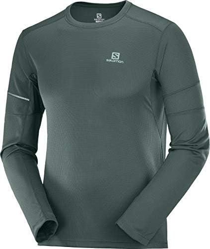 SALOMON Agile LS tee - Shirt Hombre: Amazon.es: Ropa y accesorios