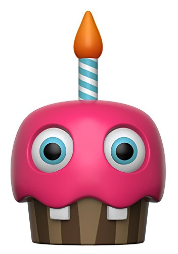 Funko POP Games: Five Nights at Freddy's - Cupcake (Styles May Vary)