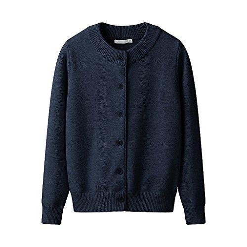 Larga Punto Blusa Abrigo De Manga Xl Suéter Invierno E Gruesa Color Otoño Floja J Mujer Tamaño HTIqwnPxfU