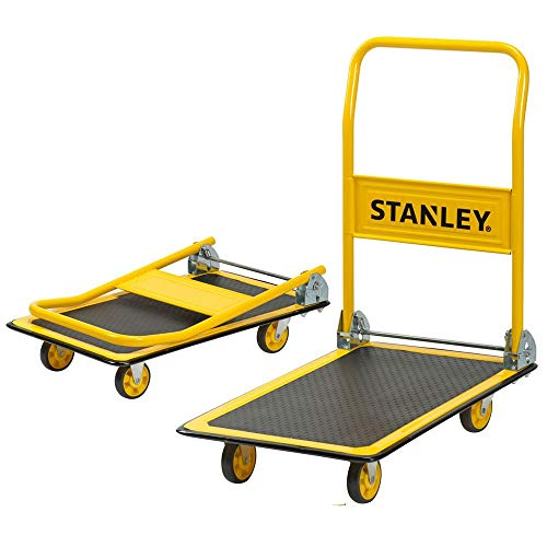 Material Handling Platform Trolley 150kg