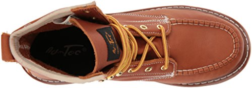 Boot Brown Men's Ankle 9238l Adtec WA7wxFvqXF