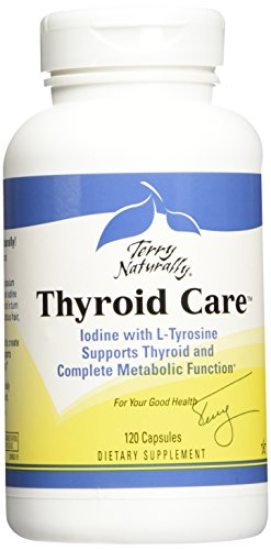 Terry Naturally 367703255022 Thyroid Care product image