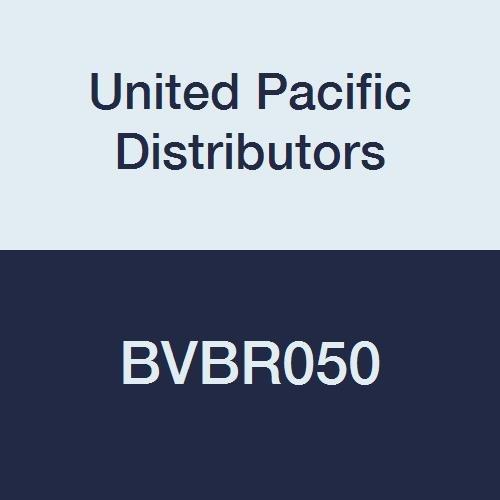 Size 1//2 Size 1//2 Female x Female NPT Brass United Pacific Distributors BVBR050 Ball Valves Standard Port