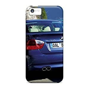 Durable Alpina Bmw B3 Bi Turbo Rear Back Cases/covers For Iphone 5c