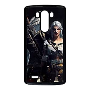 The Witcher 3 Wild Hunt LG G3 Cell Phone Case Black PSOC6002625641716
