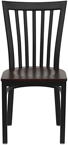 home, kitchen, furniture, kitchen, dining room furniture,  chairs 1 picture Flash Furniture 2 Pk. HERCULES Series Black School promotion