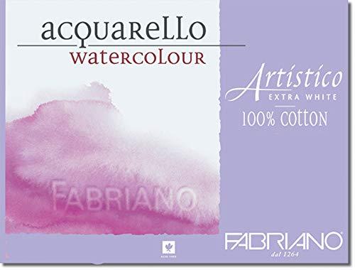 Fabriano Artistico 300 lb. Hot Press 4-Pack 11x14