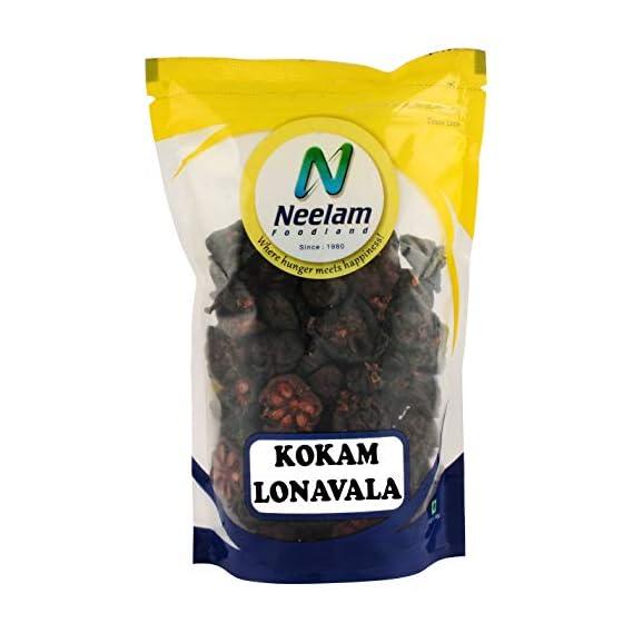 Neelam Foodland Dried Lonavala Kokum, 200g