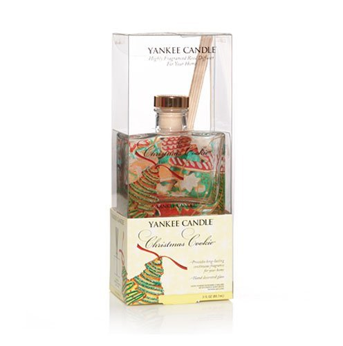 Christmas Cookie 3oz Signature Reed Diffuser by Yankee Candle