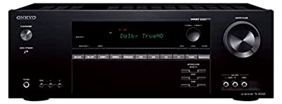 Onkyo TX-SR343 5.1-Channel A/V Receiver