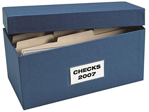 - EGP Voucher Check Storage Boxes, 2 Boxes, 5