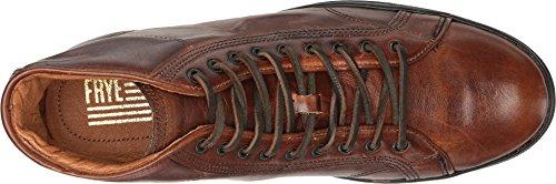 FRYE Herren Walker Midlace Wanderschuhe Cognac Vintage Hochziehen