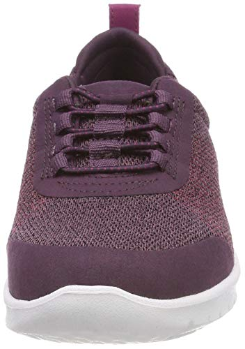 Sneakers Femme Violet Step Basses aubergine Allenabay Clarks qxOZoEvwzO