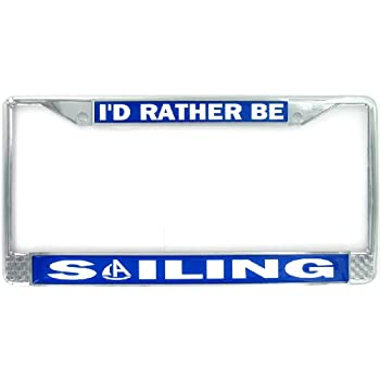 THE WRIGHT FAMILY FUNNY Metal License Plate Frame Tag Holder