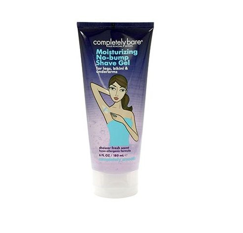 Moisturizing No-Bump Shave Gel 6.0 oz By Completely Bare