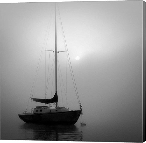 Nautical II by Nicholas Bell Photography Canvas Art Wall Picture, Gallery Wrap, 12 x 12 inches
