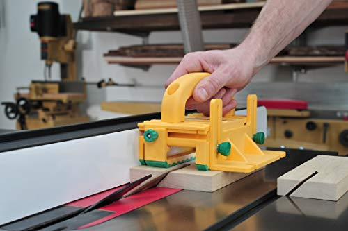 GRR-RIPPER 3D Pushblock for Table Saws, Router Tables, Band Saws, and Jointers by MICROJIG للبيع