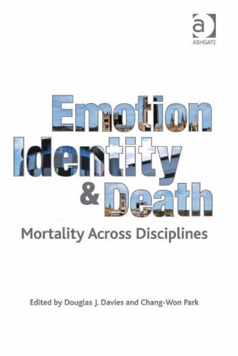 Download Emotion, Identity and Death: Mortality Across Disciplines Pdf