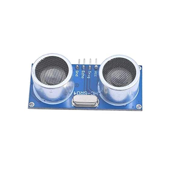 Generic KG042 HC-SR04 Ultrasonic Module Distance Measuring Transducer Sensor DC 5V for Arduino, ARM and Other MCU KG042