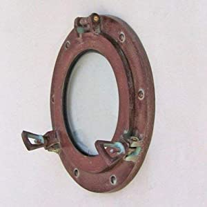 41wL66wBN2L._SS300_ 100+ Porthole Themed Mirrors For Nautical Homes For 2020